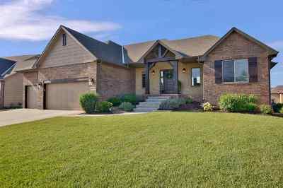 Wichita Single Family Home For Sale: 14309 E Churchill Cir