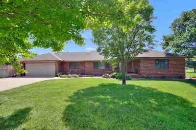 Wichita Single Family Home For Sale: 6102 N Gordon St
