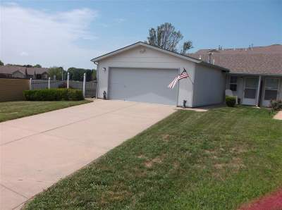 Derby Single Family Home For Sale: 301 N Zachary Dr.