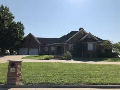 Winfield Single Family Home For Sale: 2704 Cabrillo Dr.