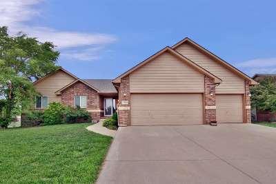 Goddard Single Family Home For Sale: 2002 E Sunset St