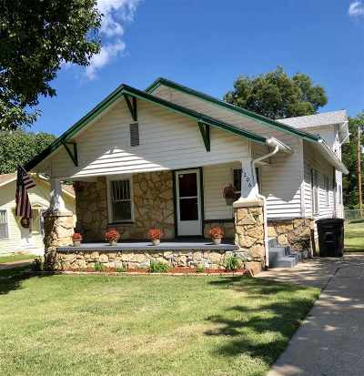 Arkansas City Single Family Home For Sale: 1206 N 4th