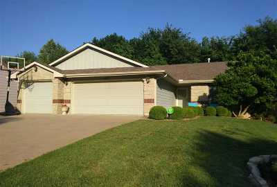 Derby Single Family Home For Sale: 1401 E Longhorn St