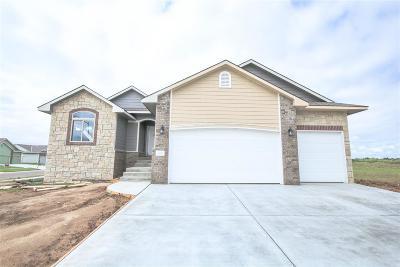 Derby Single Family Home For Sale: 2637 E Glen Hills