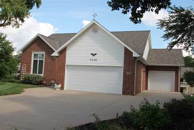 Wichita Single Family Home For Sale: 4758 N Portwest Ct.