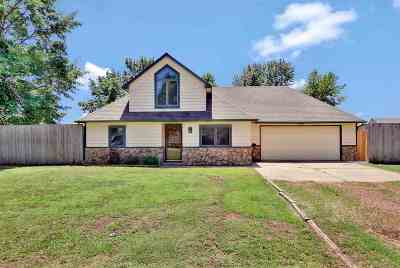 Maize Single Family Home For Sale: 11703 W Cedar Lane