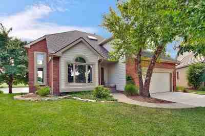 Wichita Single Family Home For Sale: 4203 N Spyglass Cir