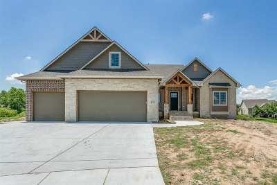 Wichita Single Family Home For Sale: 3313 N Brush Creek Circle