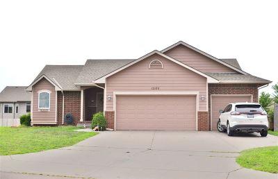 Wichita Single Family Home Take Backup: 12105 E Boxthorn St