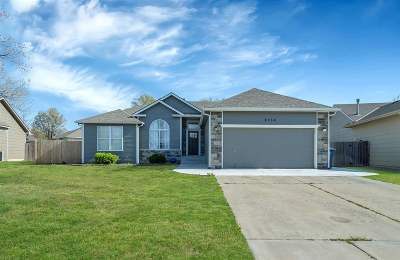 Bel Aire Single Family Home Contingent: 4264 N Rushwood Ct