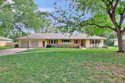 Harvey County Single Family Home For Sale: 410 Random Rd