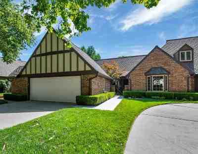 Wichita Single Family Home For Sale: 640 N Rock Rd #5