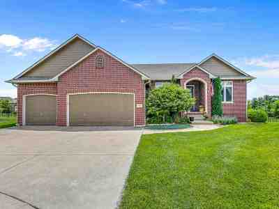 Wichita Single Family Home For Sale: 14211 E Ayesbury Cir