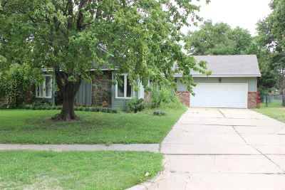 Wichita KS Single Family Home For Sale: $150,000