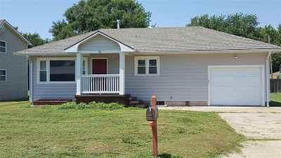 Harvey County Single Family Home For Sale: 919 N Blaine St