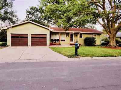 McPherson County Single Family Home For Sale: 506 S Becker Ave