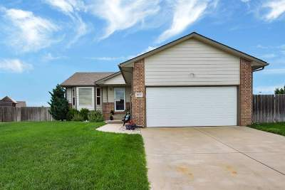 Goddard Single Family Home For Sale: 1613 N Cleary Ln