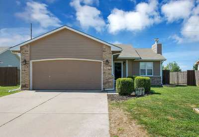 Goddard Single Family Home For Sale: 812 N Sunrise Cir