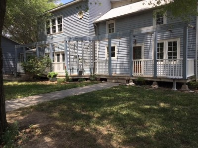 Newton Single Family Home For Sale: 2929 S East Lake Rd