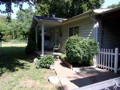 Arkansas City Single Family Home For Sale: 1524 S G