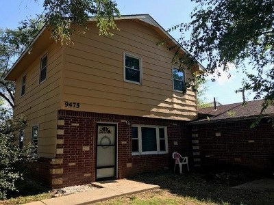 Augusta Single Family Home For Sale: 9475 SW Us Highway 54