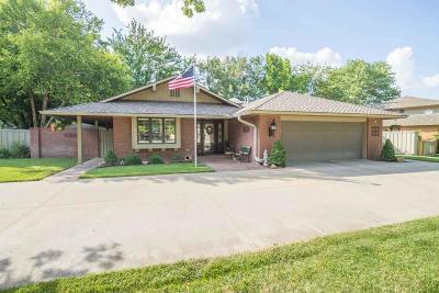 Hutchinson Single Family Home For Sale: 116 Kisiwa Pkwy