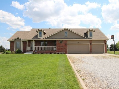Colwich Single Family Home For Sale: 15201 Breezy Ln