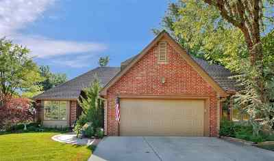 Wichita Single Family Home For Sale: 2262 N Penstemon St
