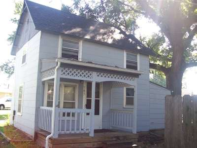 Sedgwick Single Family Home For Sale: 103 E 7th