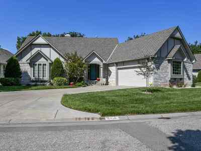 Wichita Single Family Home For Sale: 2415 N Morning Dew