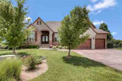 Andover KS Single Family Home For Sale: $578,800