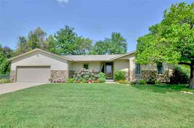 Andover KS Single Family Home For Sale: $209,900