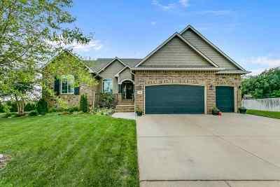 Wichita Single Family Home For Sale: 1419 N Blackstone Cir.