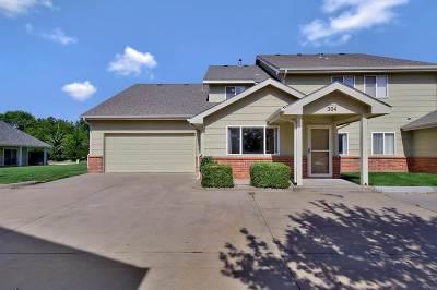 Wichita Condo/Townhouse For Sale: 333 S Tyler