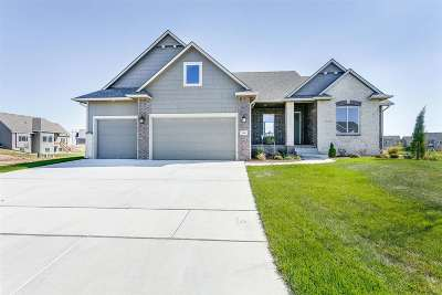Wichita Single Family Home For Sale: 3302 N Judith St.