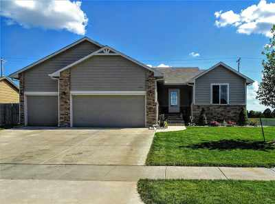 Andover KS Single Family Home For Sale: $235,000