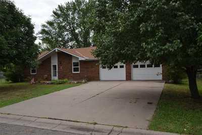 Douglass Single Family Home For Sale: 829 E 4th Cir