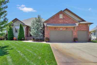 Sedgwick County Single Family Home For Sale: 1141 W Cottonwood Dr
