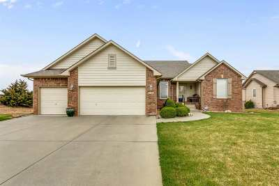 Sedgwick County Single Family Home For Sale: 10136 W Westlakes Ct