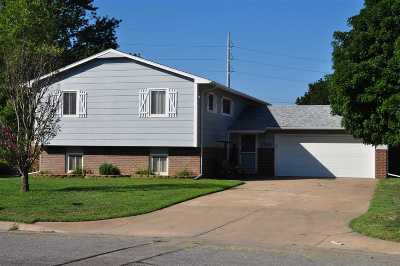 Sedgwick County Single Family Home For Sale: 2249 W Davis Dr