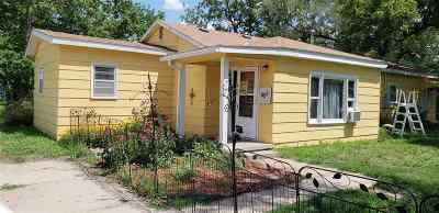 Newton Single Family Home For Sale: 715 E 12th St