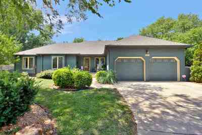 Wichita Single Family Home For Sale: 1509 S Spring Hollow Cir