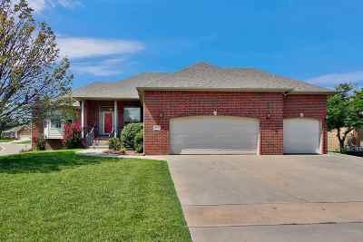 Wichita Single Family Home For Sale: 852 N Bristol Ct