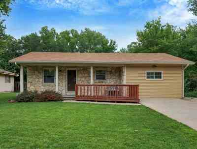 El Dorado KS Single Family Home For Sale: $118,000