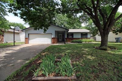 Mulvane Single Family Home For Sale: 1526 N Rockwood Blvd