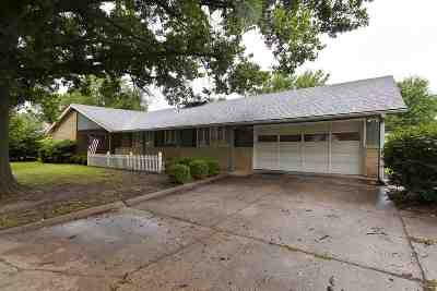 Augusta Single Family Home For Sale: 1611 N Highland Dr