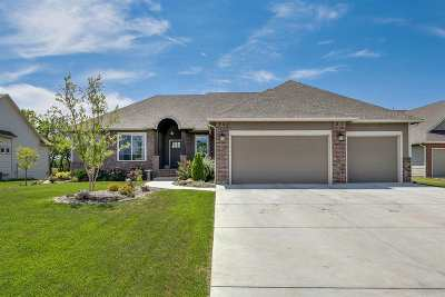 Andover KS Single Family Home For Sale: $420,000