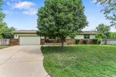 Wichita Single Family Home For Sale: 3129 S All Hallows Cir