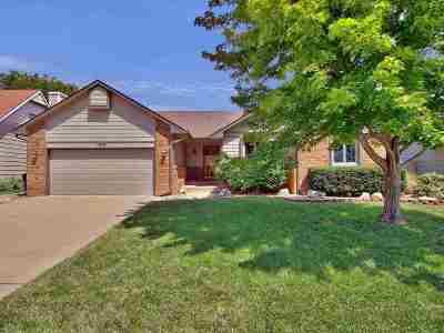 Wichita Single Family Home For Sale: 1424 N Chambers St