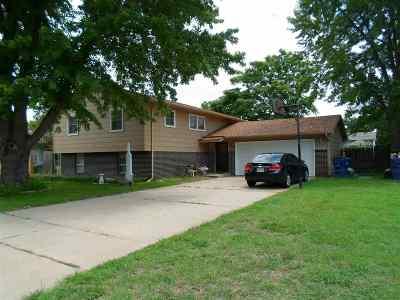 Wichita Single Family Home For Sale: 3308 S McComas Ave.